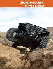 ATV Chains|ATV Sprockets|ATV Axles - ATV parts & accessories