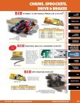 ATV Chains|ATV Sprockets|ATV Axles - ATV parts & accessories - Page 5