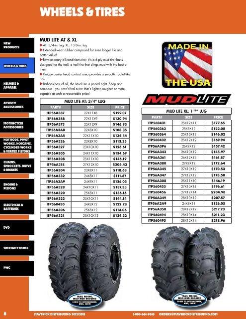 "2 ITP Holeshot Rear ATV New 20/"" Tires 20x11x10"