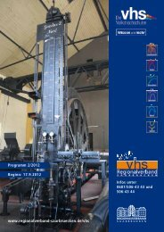 vhs-Programm 2/2012 hier downloaden