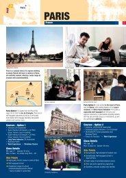 France Paris Courses - Option 1 Class Details ... - Apple Languages