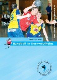 70806 Kornwestheim Telefon 0 71 54 - SV Kornwestheim - SV ...