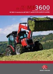 Download de brochure MF 3600