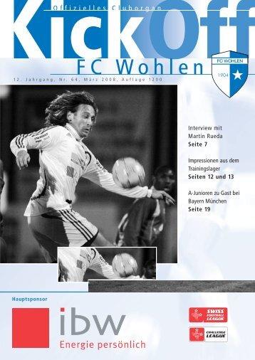 FC Wohlen - Freiamt-Online