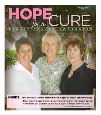 Hope for Cure - The Tribune