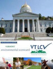 2010 VT LCV Scorecard - VTDigger.org