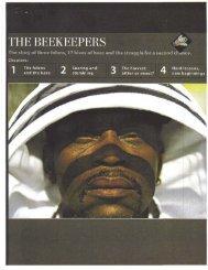 THE BEEKEEPERS - Sweet Beginnings