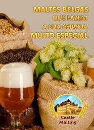 Brasil: Castle Malting® – Tradição e qualidade desde 1868