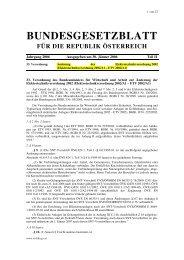 Elektrotechnikverordnung 2002/A1
