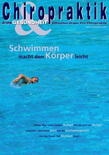 Schwimmen - ChiroSuisse