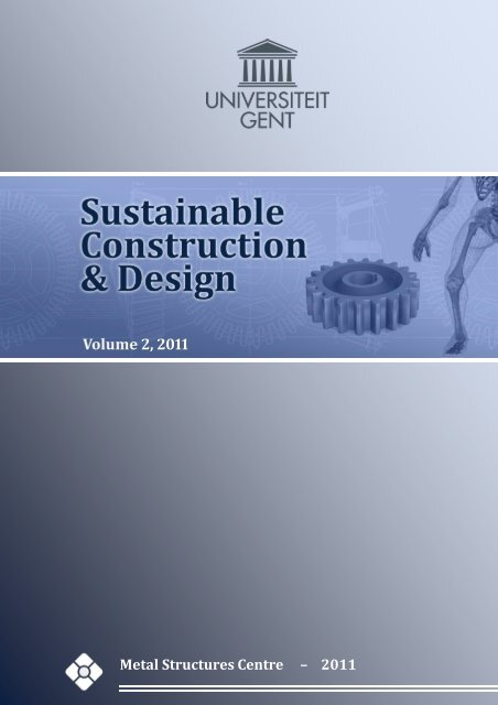 SCAD 2011 Volume 2 Issue 2 - 5th International Conference on ...