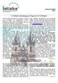 Informationen für unsere Mitglieder und Freunde - Initiative Europa - Page 3