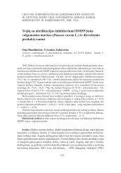 Trąšų su nitrifikacijos inhibitoriumi DMPP įtaka valgomosios morkos ...
