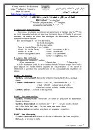 المركز القومى للامتحانات والتقويم التربوى - T-matrix