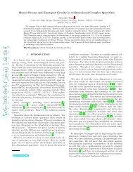 arXiv:1007.0067v1 [gr-qc] 1 Jul 2010