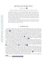 arXiv:1003.5652v1 [gr-qc] 29 Mar 2010