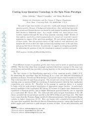 arXiv:1001.5147v1 [gr-qc] 28 Jan 2010