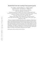 arXiv:1101.3660v1 [gr-qc] 19 Jan 2011
