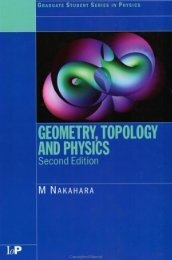 Geometry, Topology, and Physics