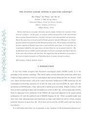 arXiv:1106.2726v2 [gr-qc] 19 Sep 2011