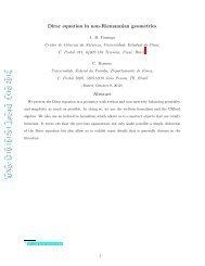 arXiv:1210.1615v1 [gr-qc] 5 Oct 2012