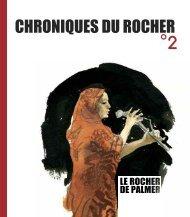Les Chroniques du Rocher N°2 - Le Rocher de Palmer