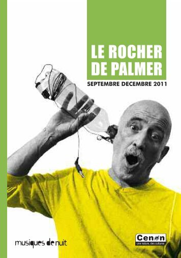 Programme septembre 2011 - Le Rocher de Palmer