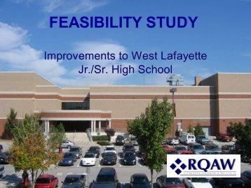Option 1 - West Lafayette Community School Corporation