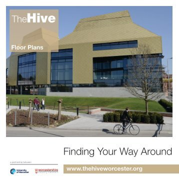 Floor plan [PDF] - The Hive