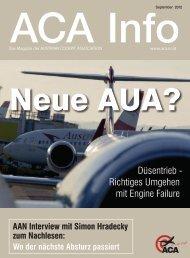 AAN Interview mit Simon Hradecky zum Nachlesen