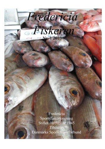 Fredericia Fiskeren - Fredericia Sportsfiskerforening