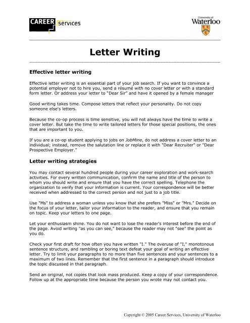 Salutation In Letter Writing from img.yumpu.com