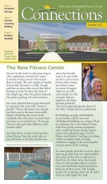The New Fitness Center - Arbor Acres