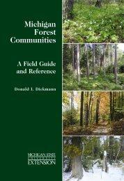 Michigan Forest Communities - Michigan Association of ...