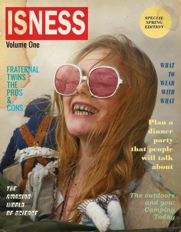 ISNESS Volume One
