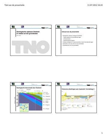 Titel van de presentatie 11-07-2012 16:24 1