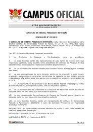 Atos Administrativos 25.10.2010 - DTI- Diretoria de Tecnologia da ...