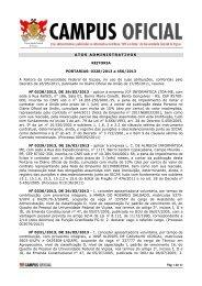 Atos Administrativos Reitoria - DTI- Diretoria de Tecnologia da ...