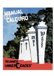 Veja aqui o Manual do Calouro - DTI- Diretoria de Tecnologia da ...