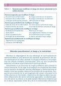 Enfermedad inflamatoria intestinal Cáncer - Faes Farma - Page 7