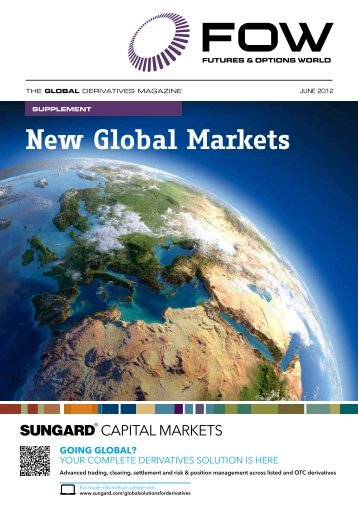 New Global Markets - Futures & Options World