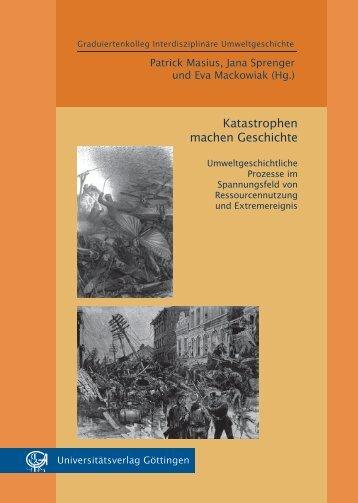 Katastrophen machen Geschichte - oapen