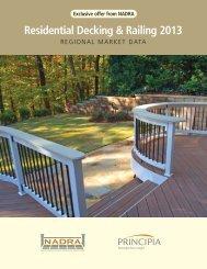 Regional Market Data - North American Deck and Railing Association