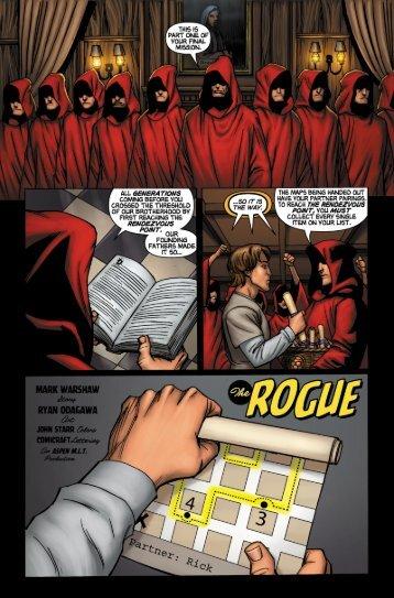 Heroes Rogue Novel