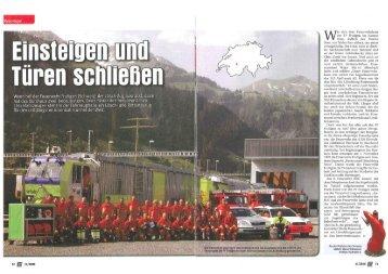 TÜPBII Sßllli - Feuerwehr Frutigen
