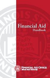 Financial Aid - Illinois State University