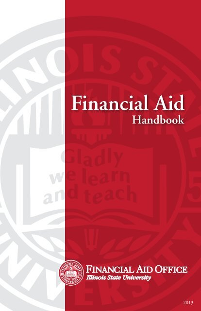 Financial Aid Illinois State University