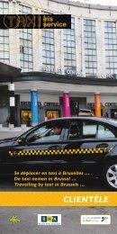 CLIENTÈLE - Brussel Mobiliteit - Région de Bruxelles-Capitale