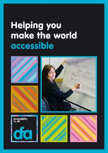 Helping you make the world accessible - Birmingham Disability ...