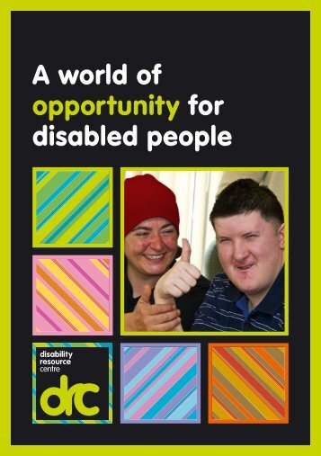 A world of opportunity for disabled people - Birmingham Disability ...
